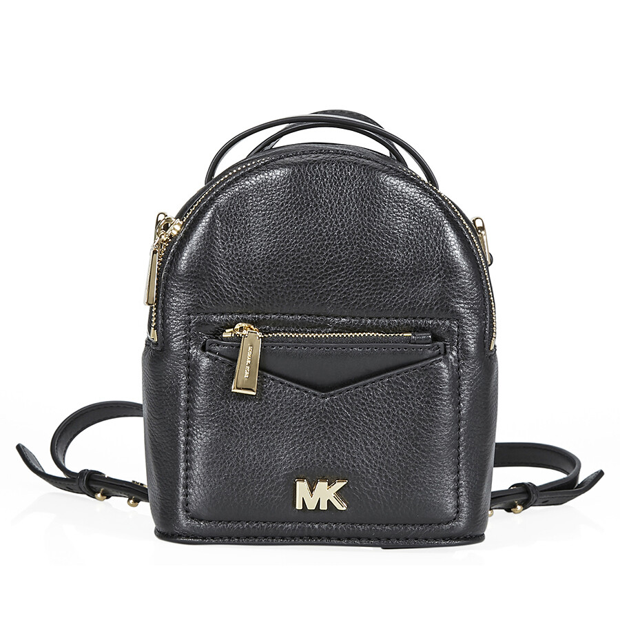 6b5dbc87dff9 Michael Kors Jessa XS Convertible Backpack- Black Item No. 30T8GEVB0L-001