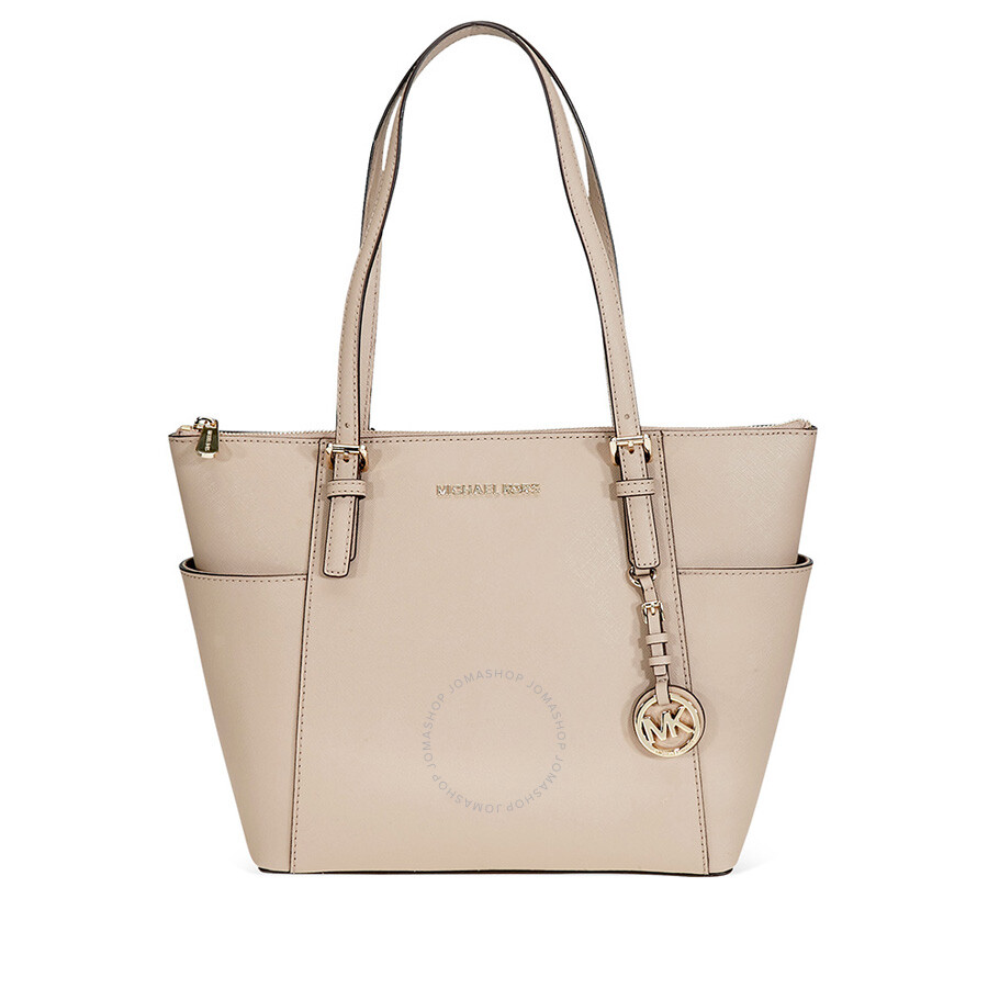 04ebb47b460d Michael Kors Jet Set East West Tote- Truffle Item No. 30T8TTTT8L-208
