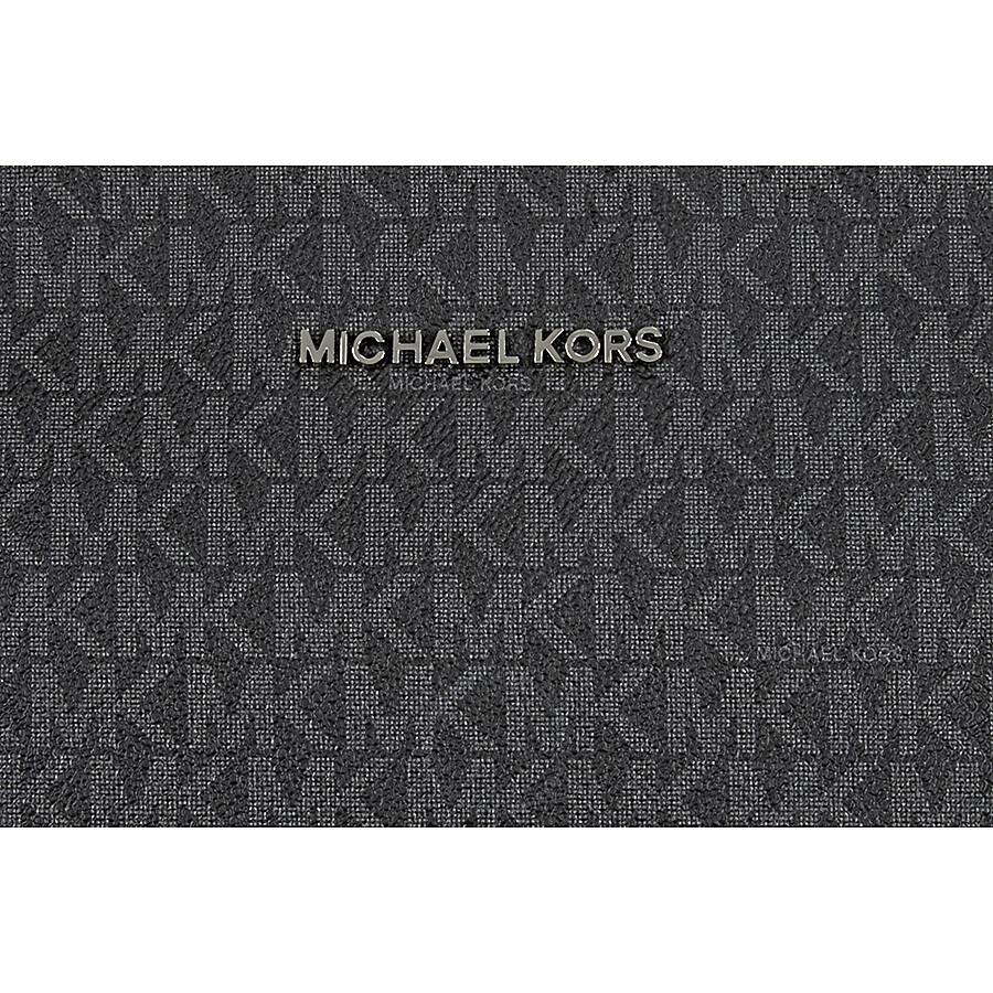 Michael Kors Jet Set Large Messenger Bag - Black - Jet Set ...
