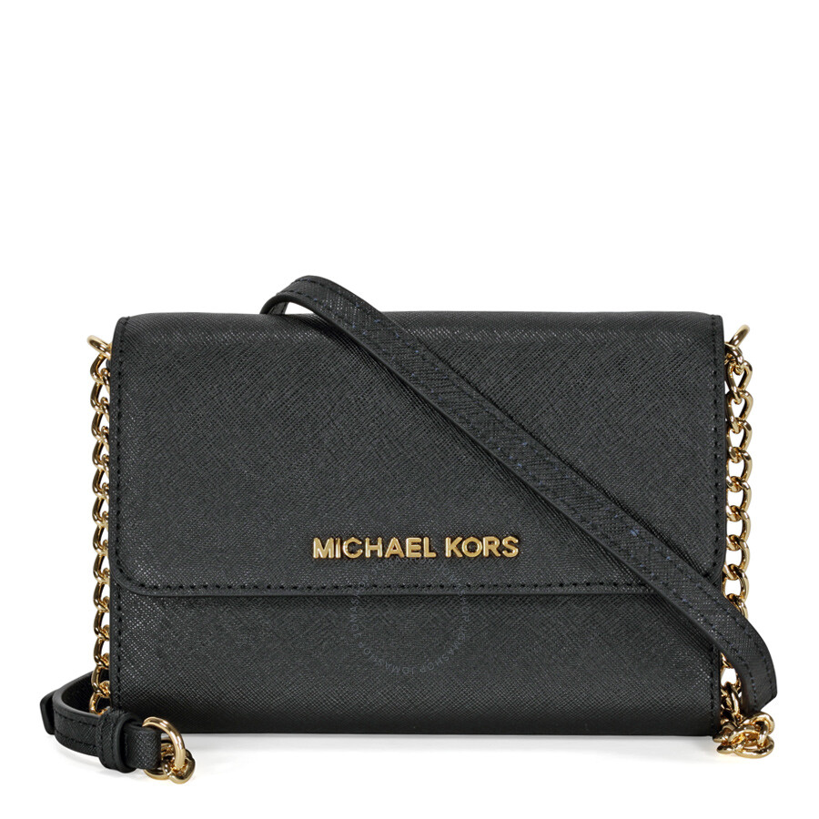 bf2d39be3350 Buy black michael kors crossbody > OFF63% Discounted