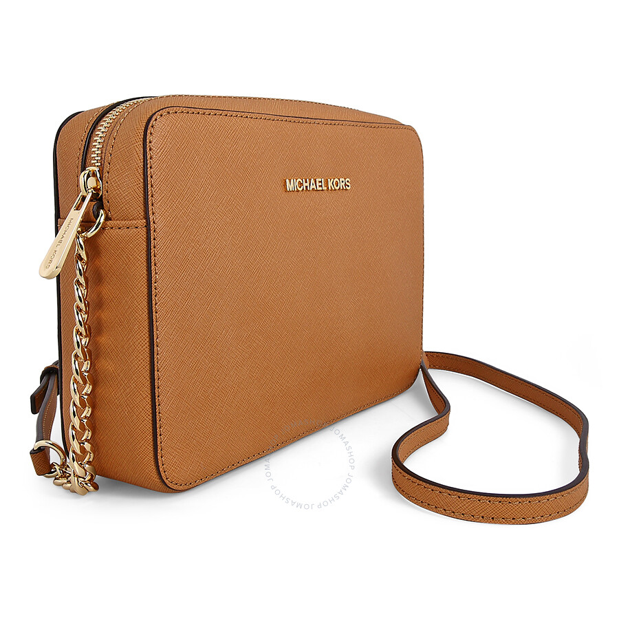 Michael Kors Crossbody Laukut : Michael kors jet set saffiano leather crossbody bags