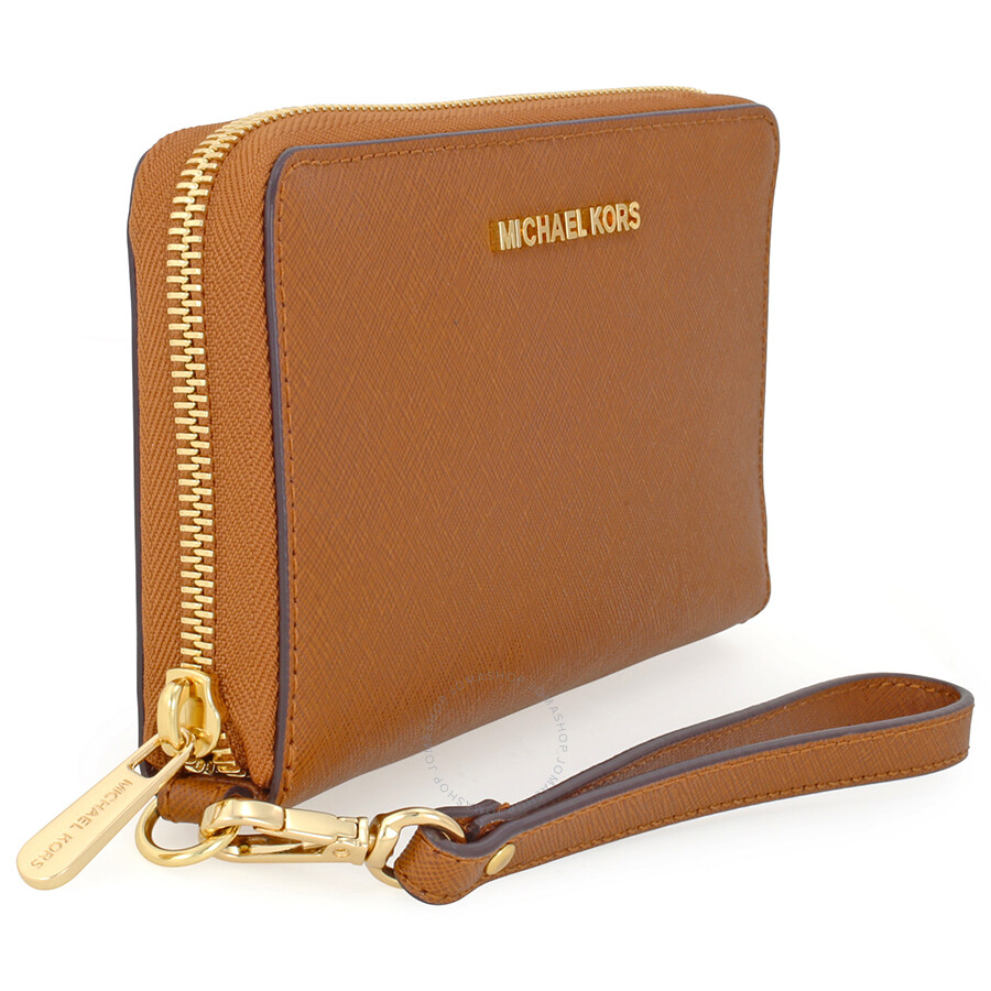 c0c30951448b1 Michael Kors Jet Set Travel Large Smartphone Wristlet - Luggage ...