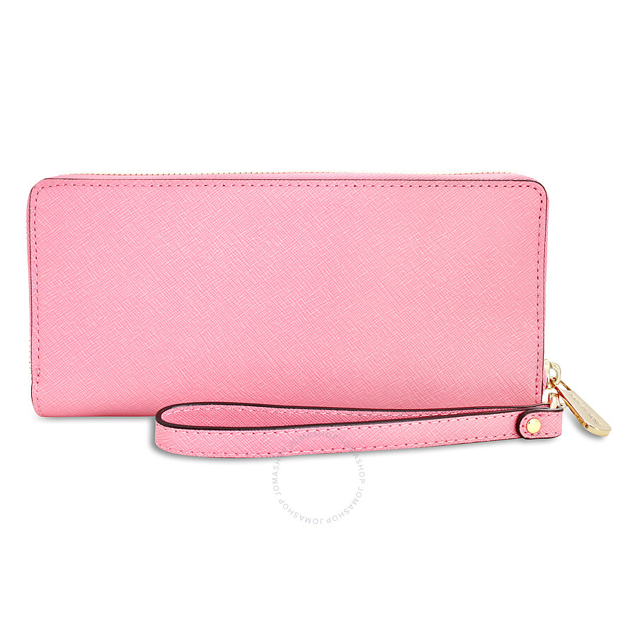 0ede9d498e14 ... switzerland michael kors jet set travel leather continental wallet  misty rose item no. 32s5gtve9l 623