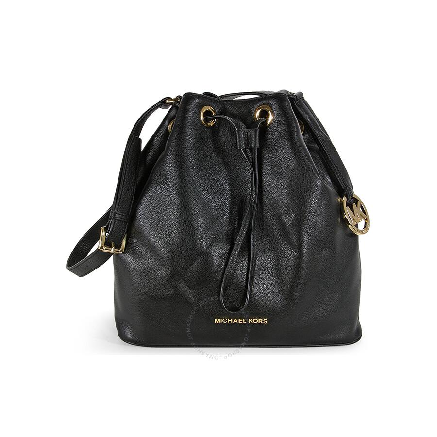 8fb66fd674b6 Michael Kors Jules Large Shoulder Bag - Black Item No. 30F4GJLL3L