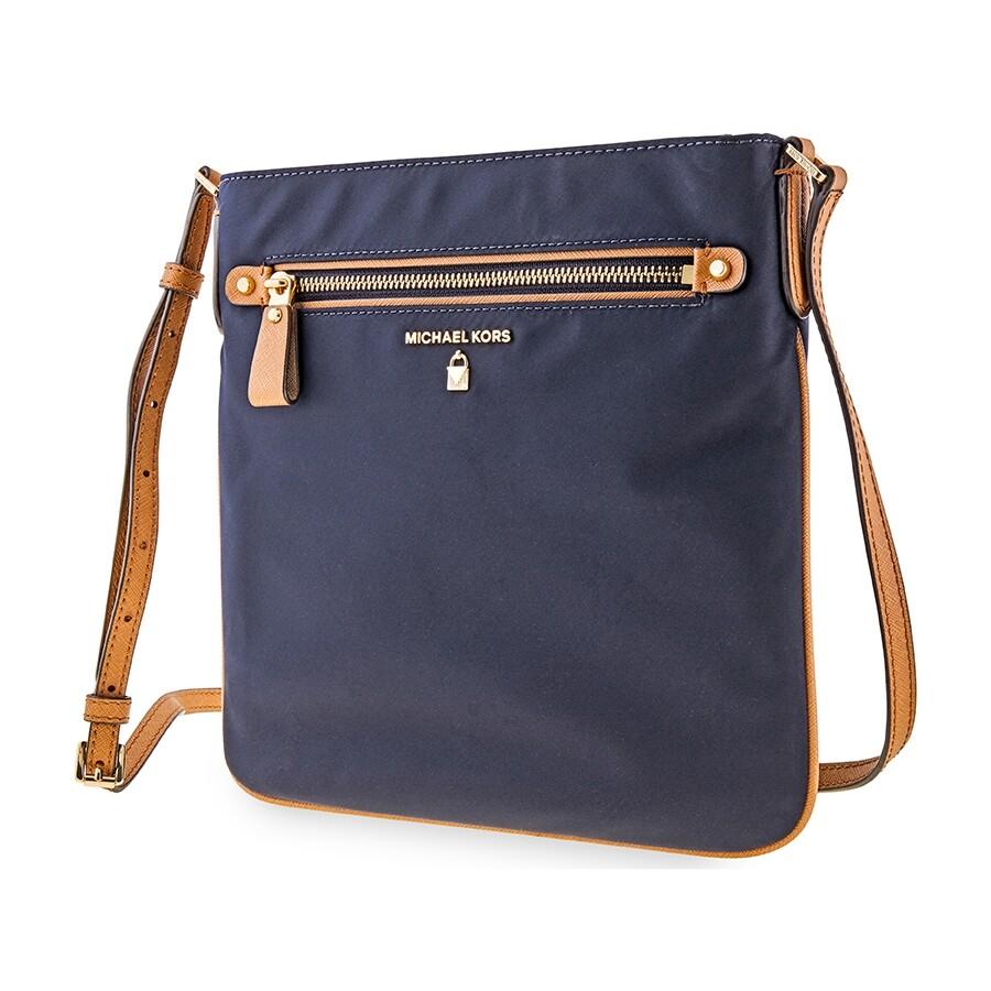 sale amazon famous brand Michael Kors Kelsey Large Crossbody Bag - Admiral