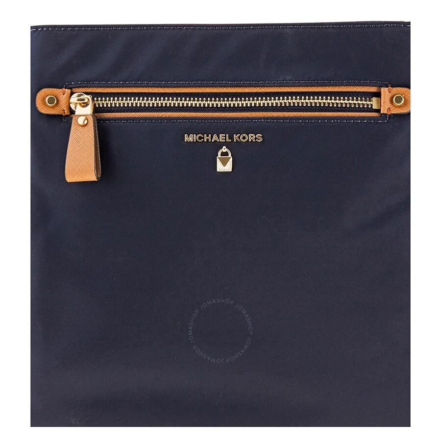 384bde122f548 Michael Kors Kelsey Large Crossbody Bag - Admiral - Michael Kors ...