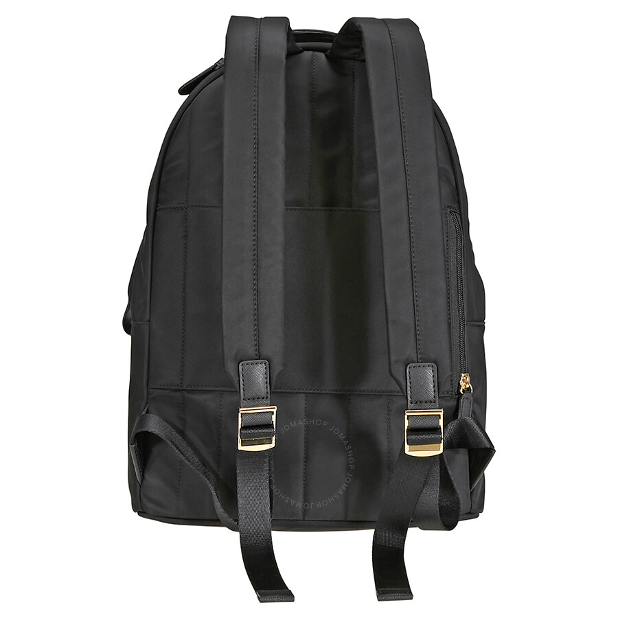 4a420533d388 Michael Kors Kelsey Large Nylon Backpack- Black - Michael Kors ...