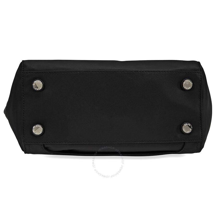 Michael Kors Kelsey Medium Tote- Black - Michael Kors Handbags ... e36ce13663591