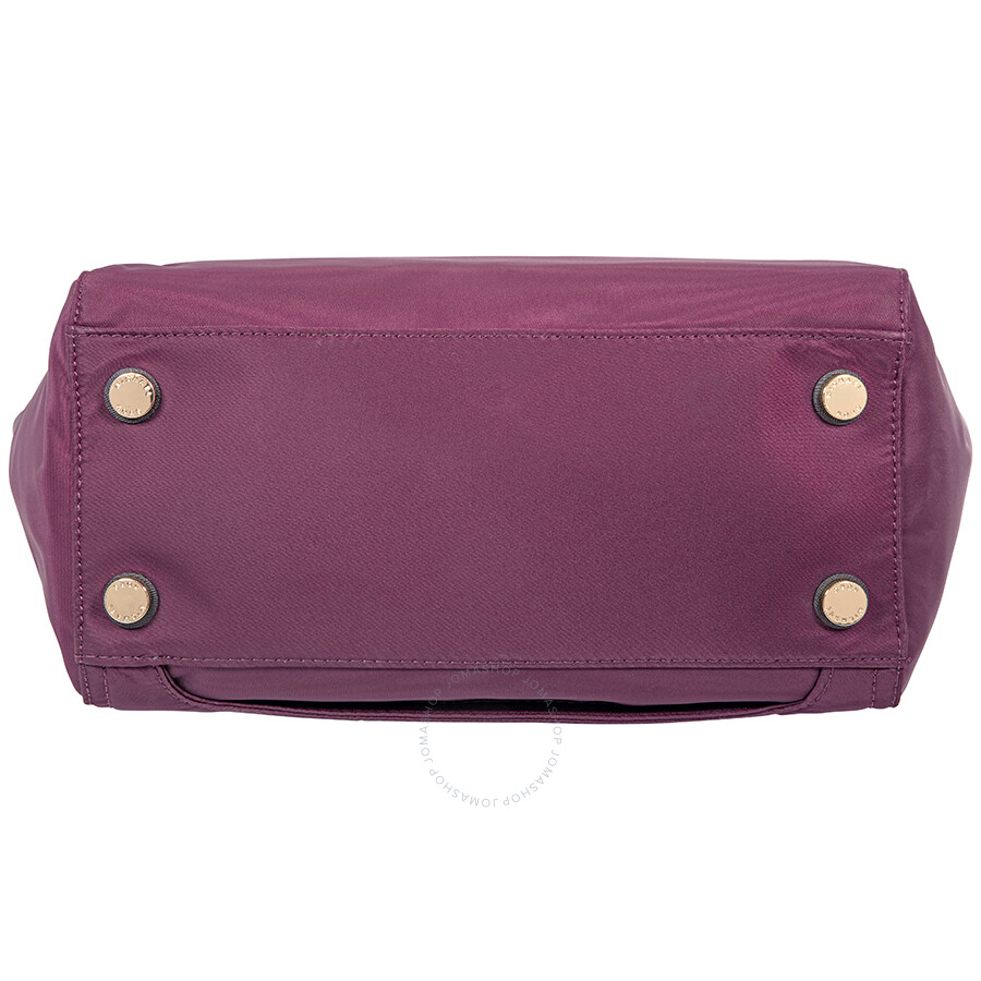 ae2ec42d304c Michael Kors Kelsey Medium Tote- Plum - Michael Kors Handbags ...