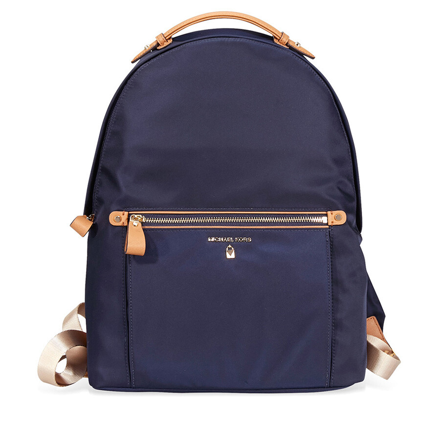 Michael Kors Kelsey Nylon Large Backpack- Admiral Item No. 30F7GO2B7C-414 62d9a633a5511