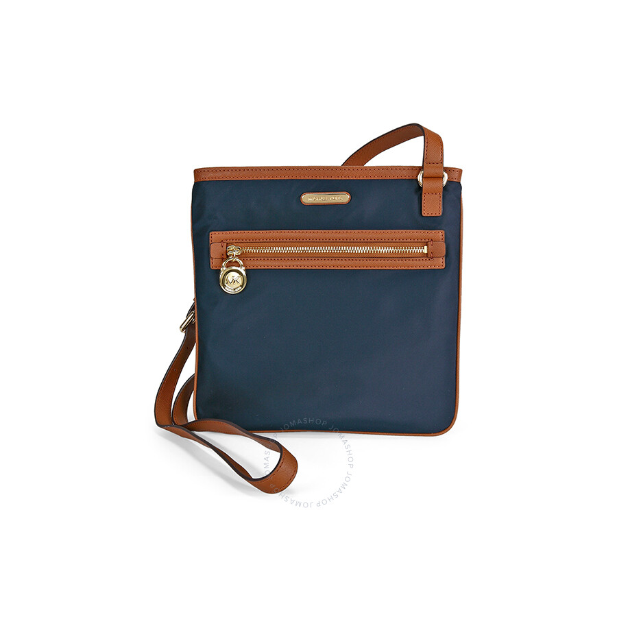 b3185e762ffd Michael Kors Kempton Crossbody Bag - Navy - Michael Kors Handbags ...