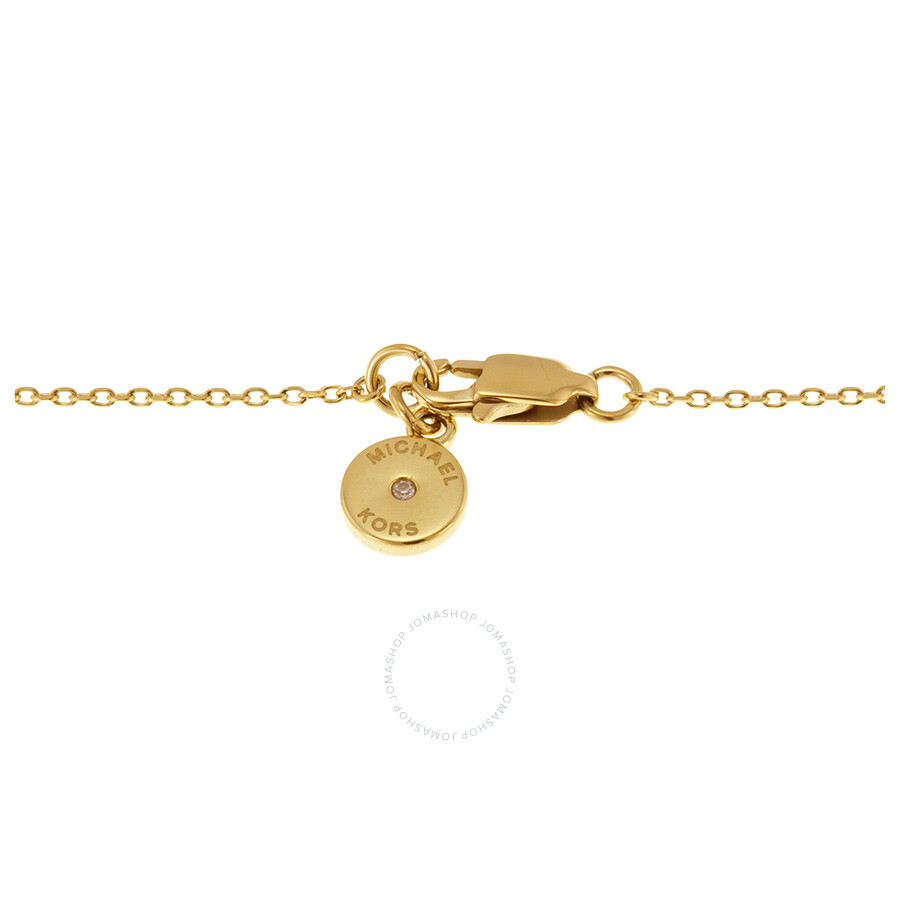 Michael kors knot gold tone pendant necklace mkj4203710 michael michael kors knot gold tone pendant necklace mkj4203710 mozeypictures Image collections