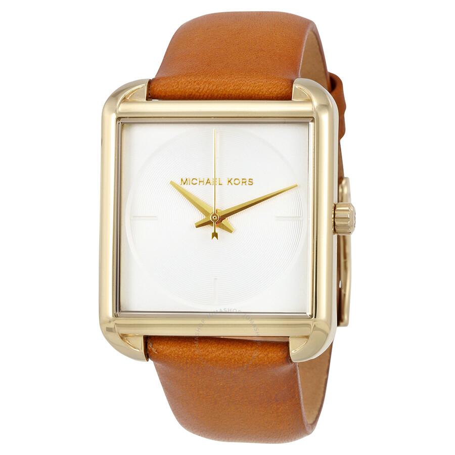 Michael Kors Lake Ladies Leather Watch