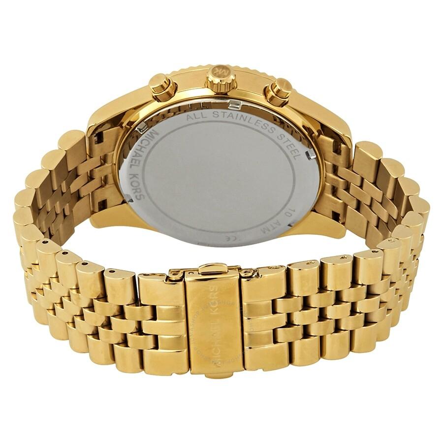 408ffbc6c5ad Michael Kors Lexington Chronograph Men s Watch MK8494 - Lexington ...