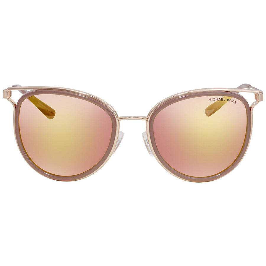 8e0c1f9481 ... Michael Kors Round Sunglasses MK1025 12017J 52 ...