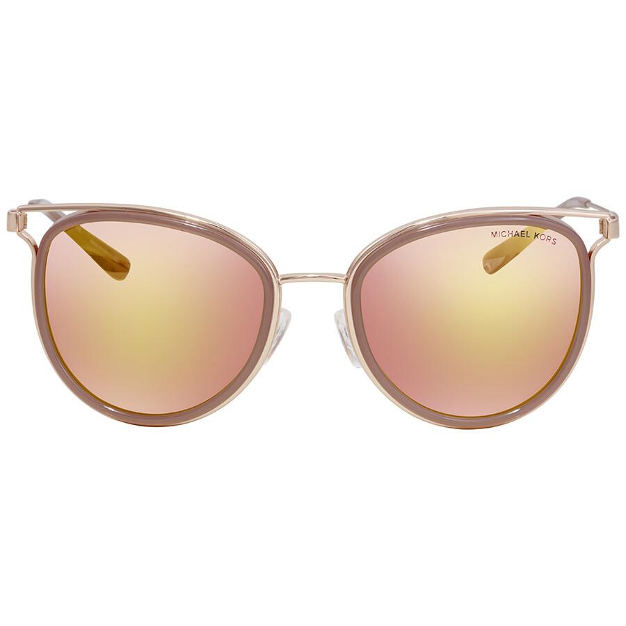 dedb8b905798 Michael Kors Round Sunglasses MK1025 12017J 52 - Michael Kors ...