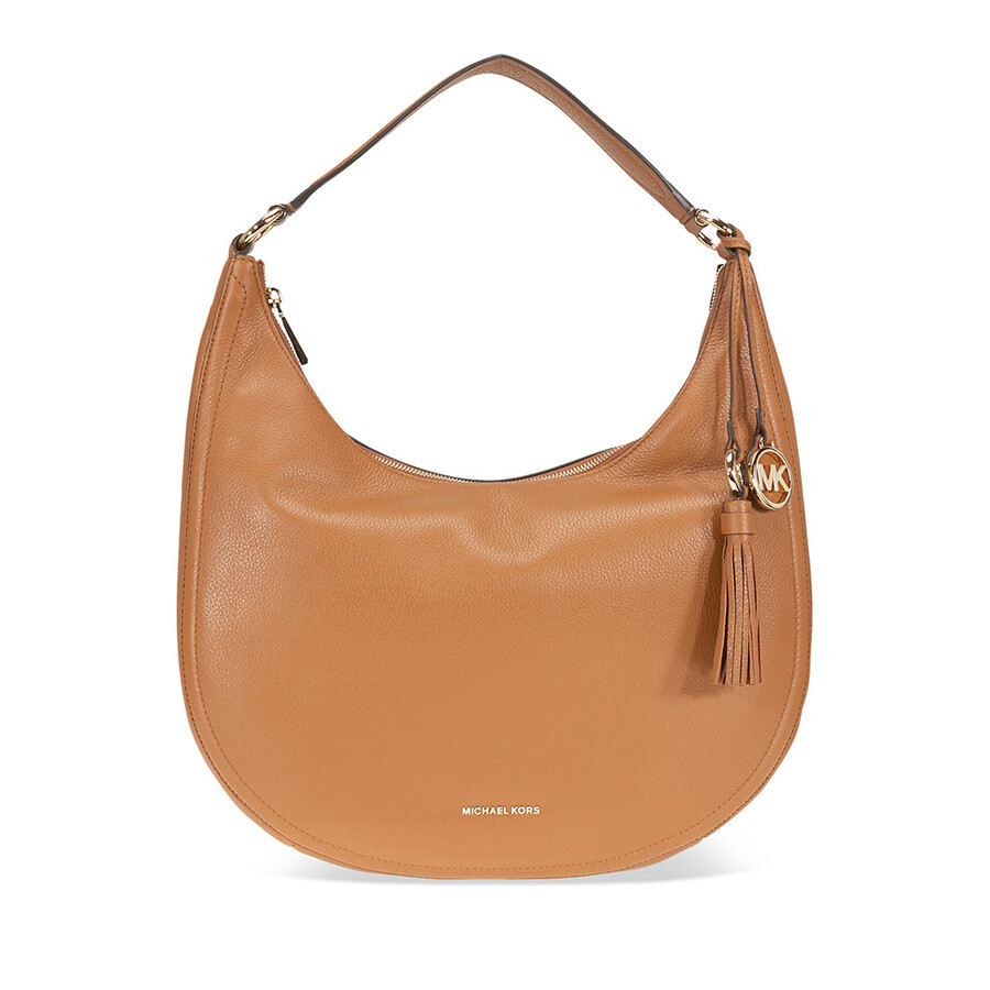 5760b9948449 Michael Kors Lydia Large Shoulder Bag - Acorn Item No. 30F7GL0L3L-532