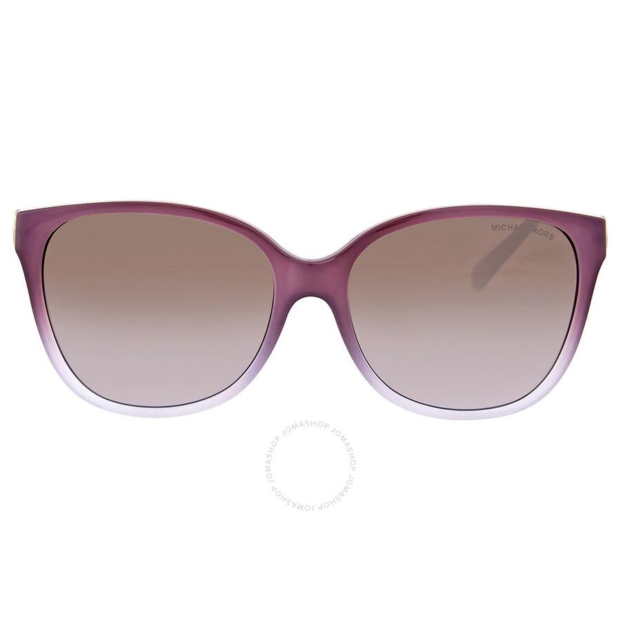 c051ee30e0ab Michael Kors Marrakesh Milky Lavender Gradient Sunglasses Item No.  MK6006-315994-57