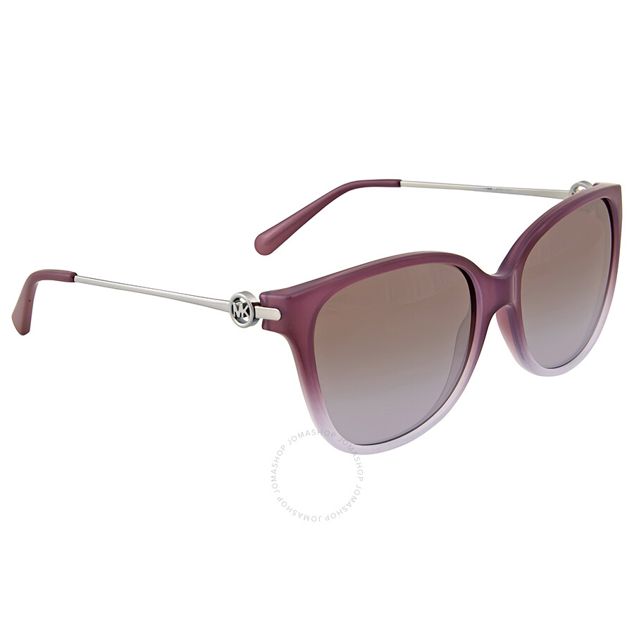 348f35d9ee7f Michael Kors Marrakesh Milky Lavender Gradient Sunglasses - Michael ...