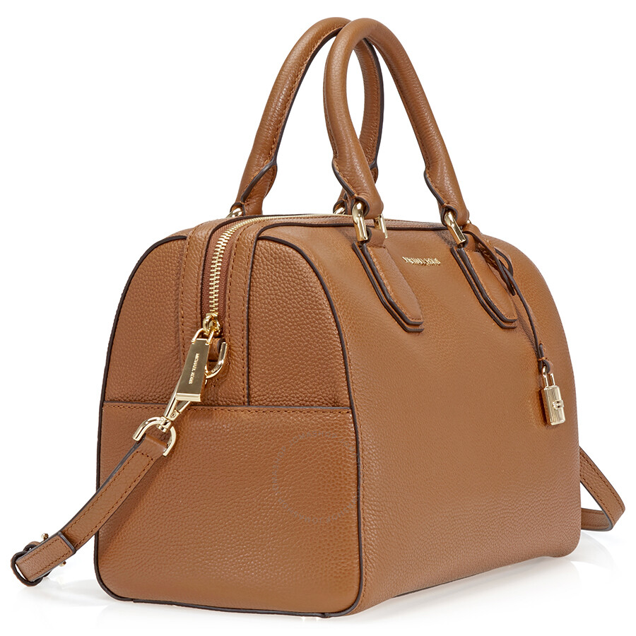 9a24654e783c Michael Kors Medium Leather Duffel Bag - Luggage Item No. 30H6GM9U2L-230