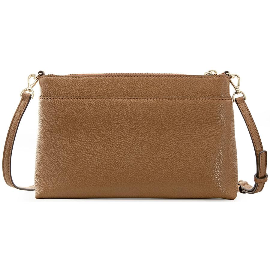 michael kors mercer large snap pocket crossbody bag. Black Bedroom Furniture Sets. Home Design Ideas