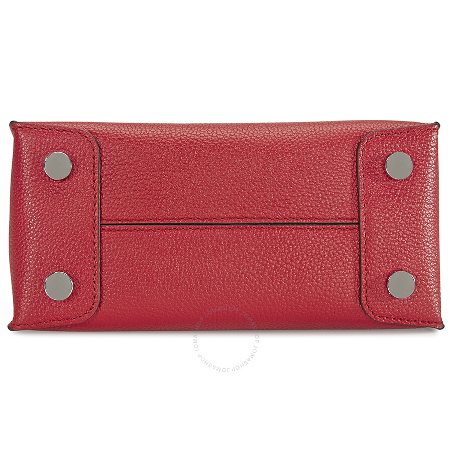 Michael Kors Mercer Medium Messenger Crossbody Bright Red