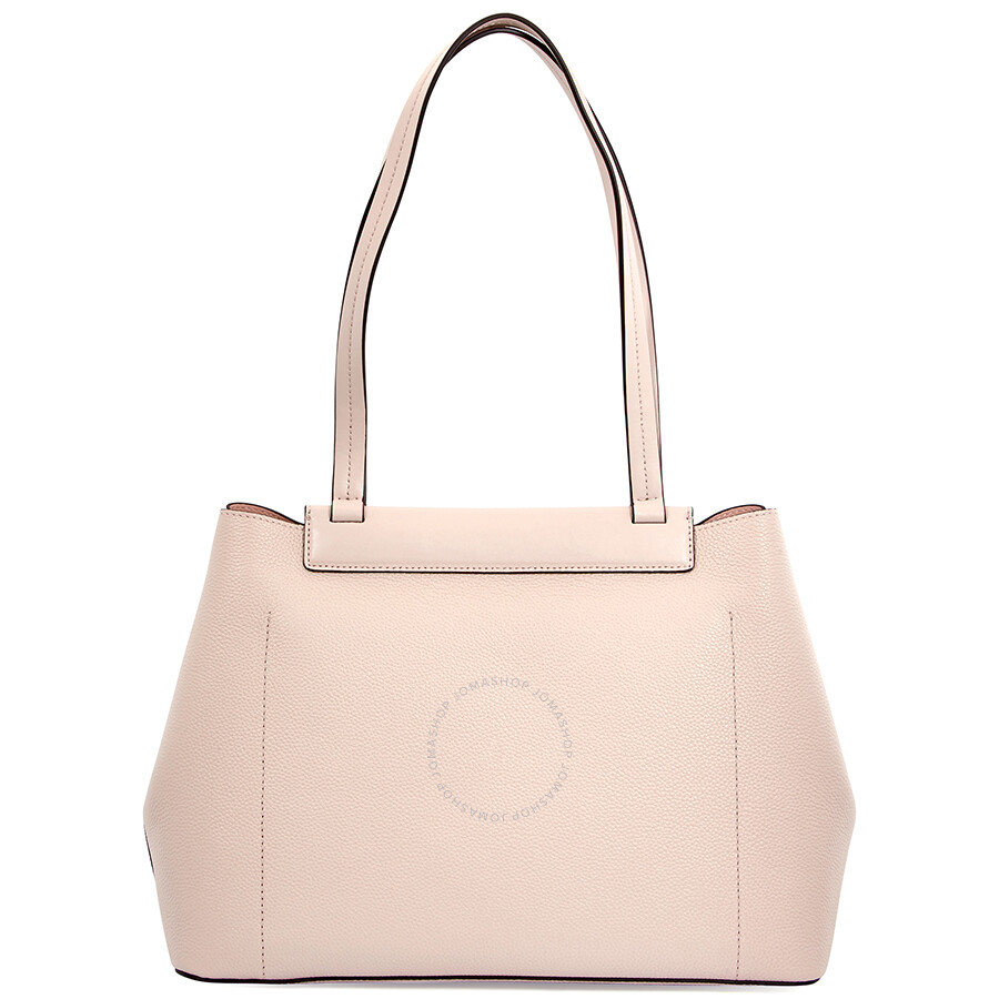 d6bd224be8a4 Michael Kors Meredith Leather Tote - Soft Pink - Michael Kors ...