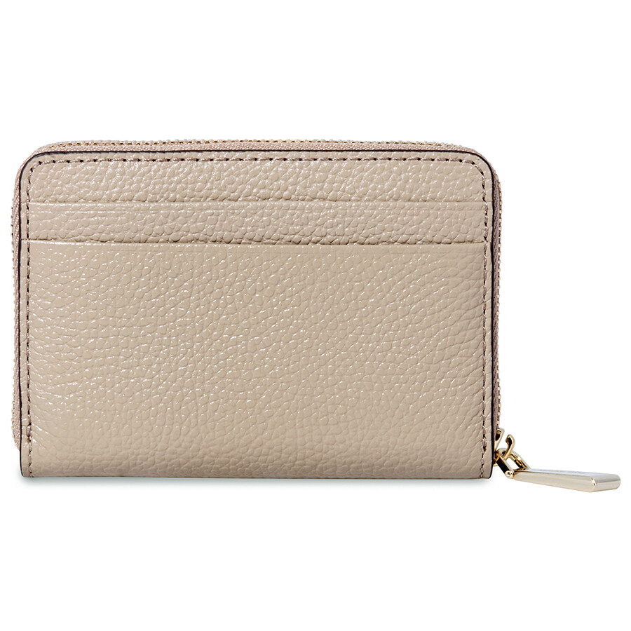 a3d156204706 Michael Kors Michael Small Pebbled Leather Wallet - Truffle ...