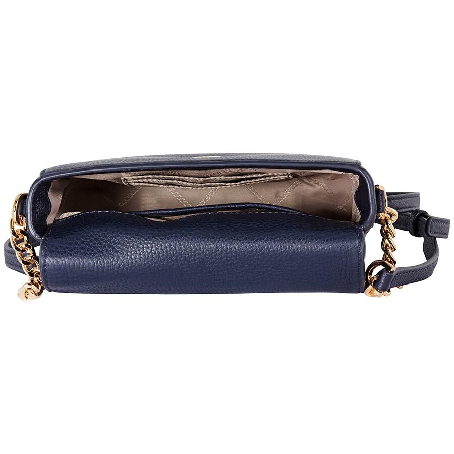305b1896efba Michael Kors Mott Crossbody Bag- Admiral - Michael Kors Handbags ...
