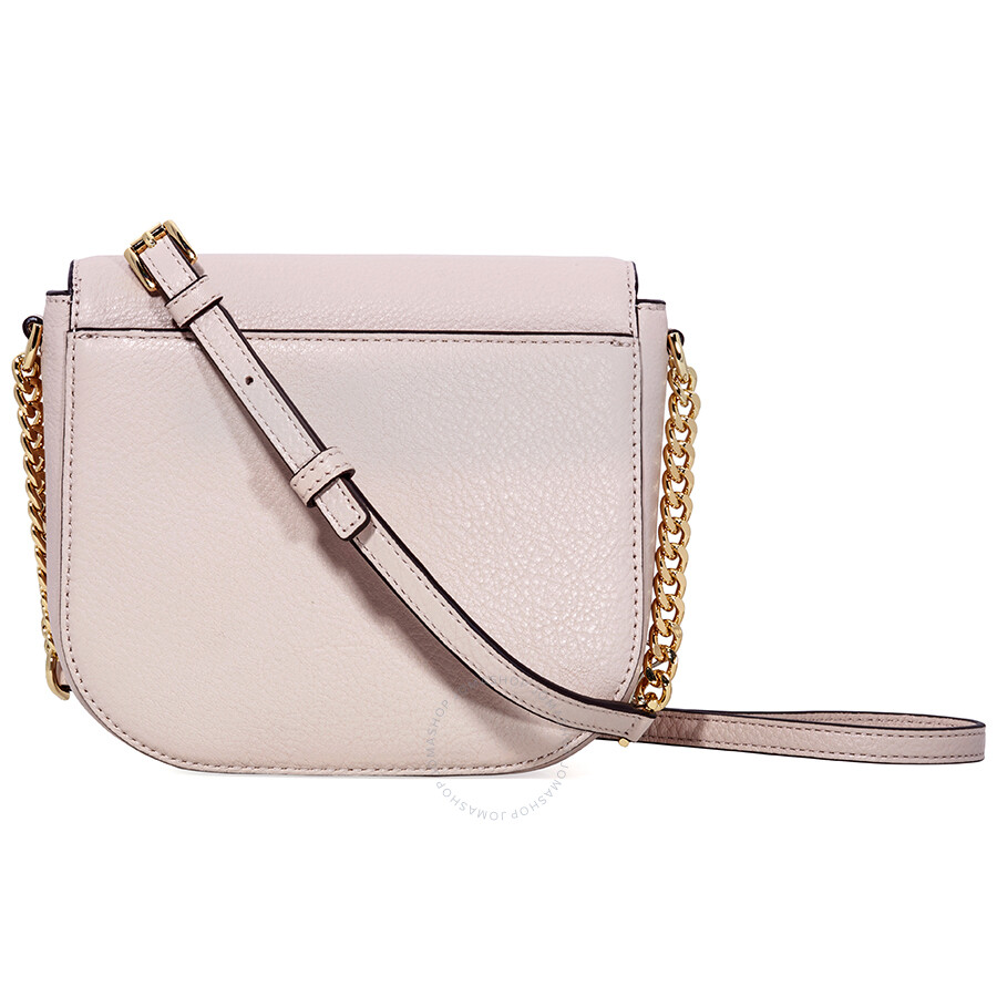 09c7223ec6e9 Michael Kors Mott Crossbody Bag- Soft Pink