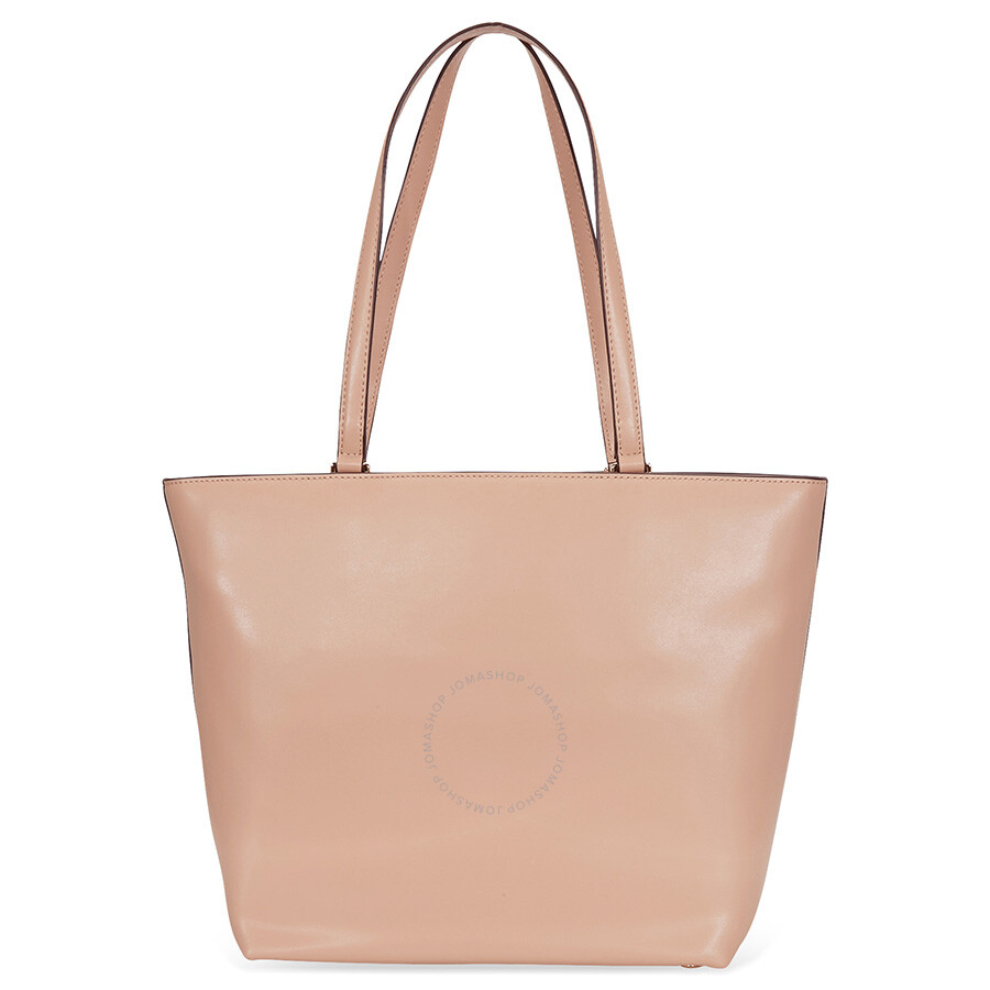f0c3d9df1ae0 Michael Kors Mott Medium Leather Tote - Oyster Item No. 30F7GOXT2L-134