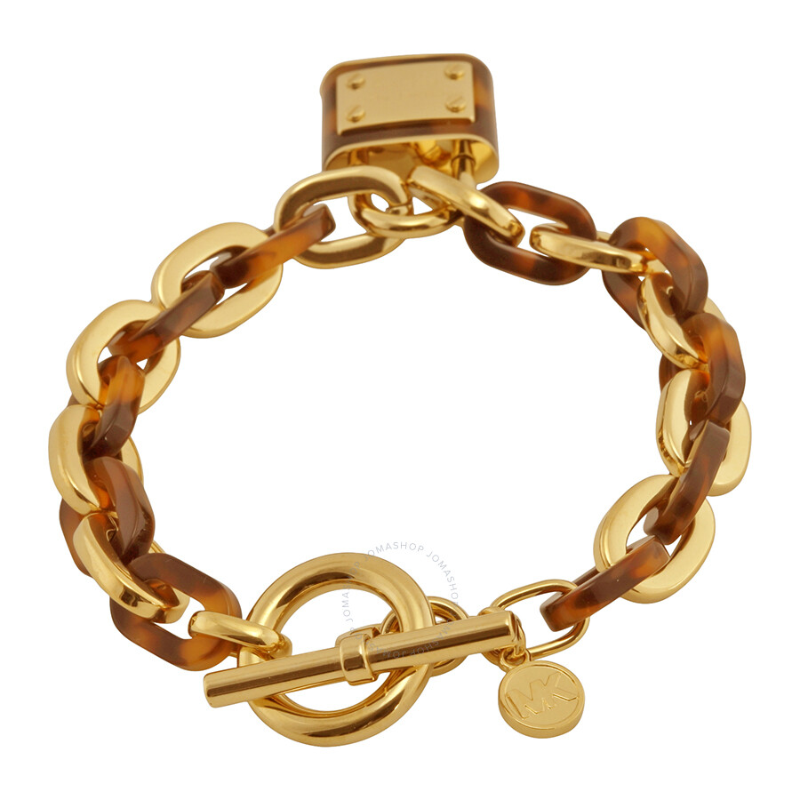 michael kors padlock toggle link bracelet michael kors ladies jewelry jewelry jomashop. Black Bedroom Furniture Sets. Home Design Ideas