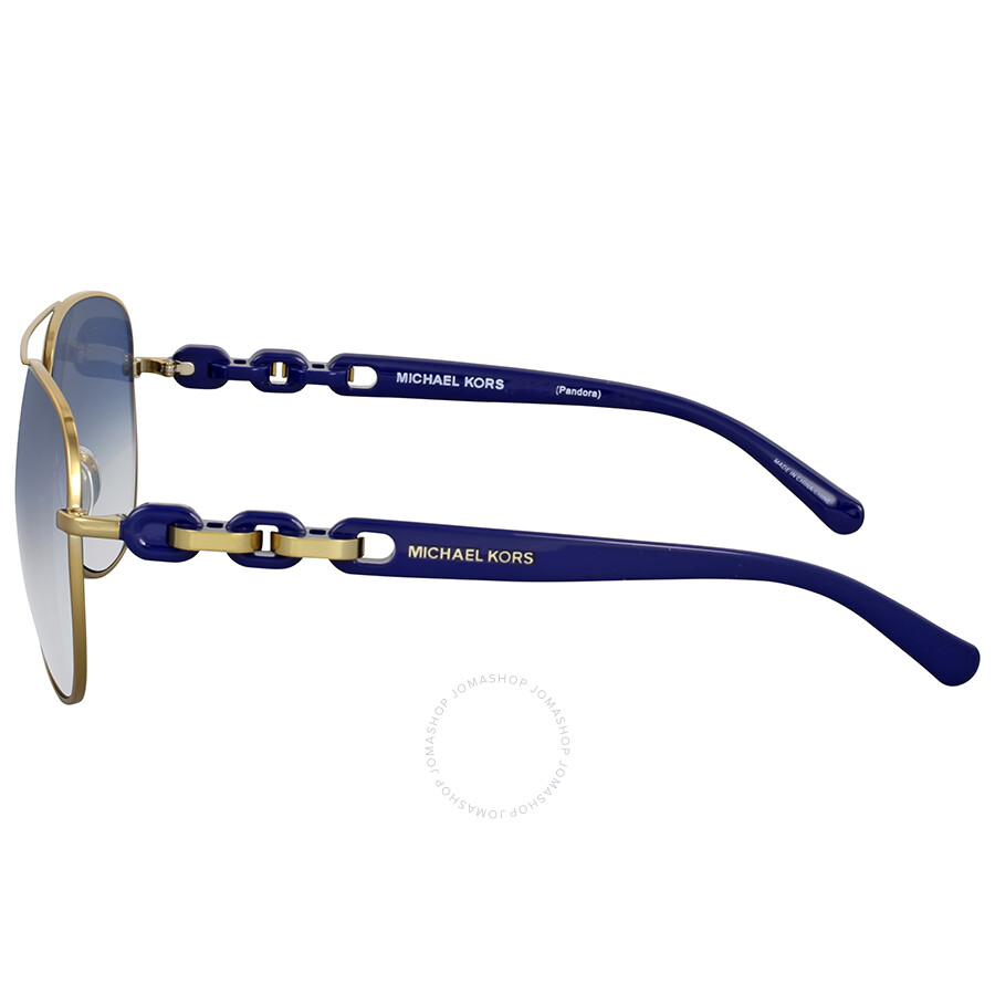 6b84c37ca76 Michael Kors Pandora Blue Gradient Aviator Sunglasses - Michael Kors ...