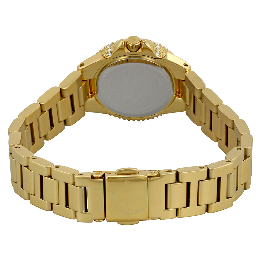 Michael Kors Petite Camille White Dial Ladies Watch Gift Set ...