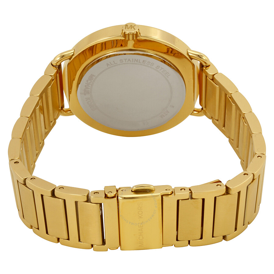 dc08c557b603 Michael Kors Portia Gold-tone Ladies Watch MK3639 - Michael Kors ...
