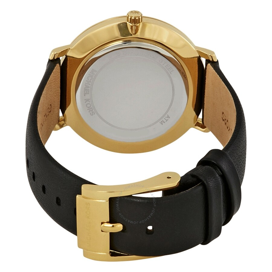 418e3a21fec4 Michael Kors Pyper Crystal Black Dial Men s Watch MK2747 - Michael ...