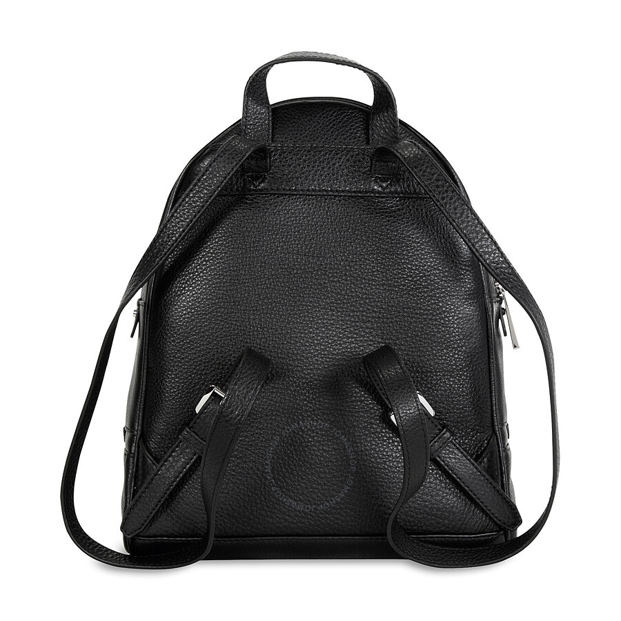 3021ca2cc264 Michael Kors Rhea Leather Backpack - Black - Michael Kors Handbags ...