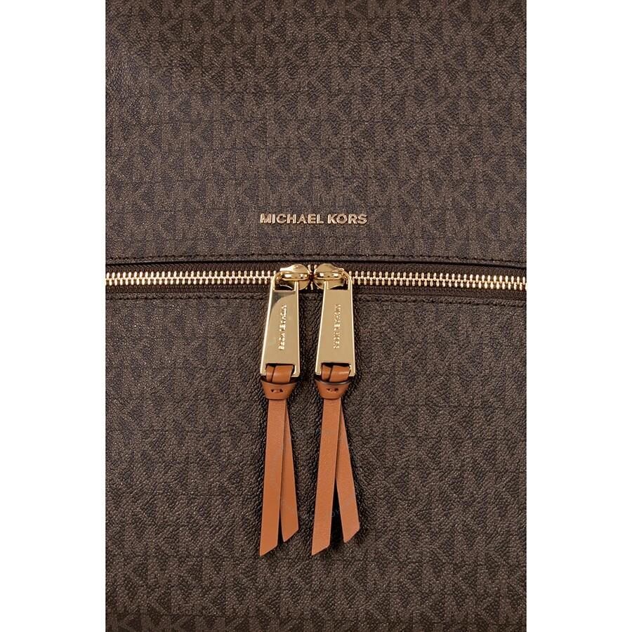 Buy brown michael kors backpack   OFF64% Discounted 582b961035941