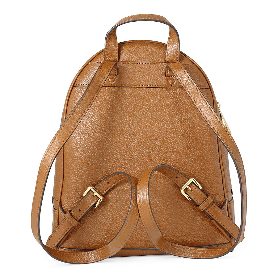 Michael Kors Rhea Small Leather Backpack - Luggage - Rhea - Michael Kors Handbags - Handbags ...