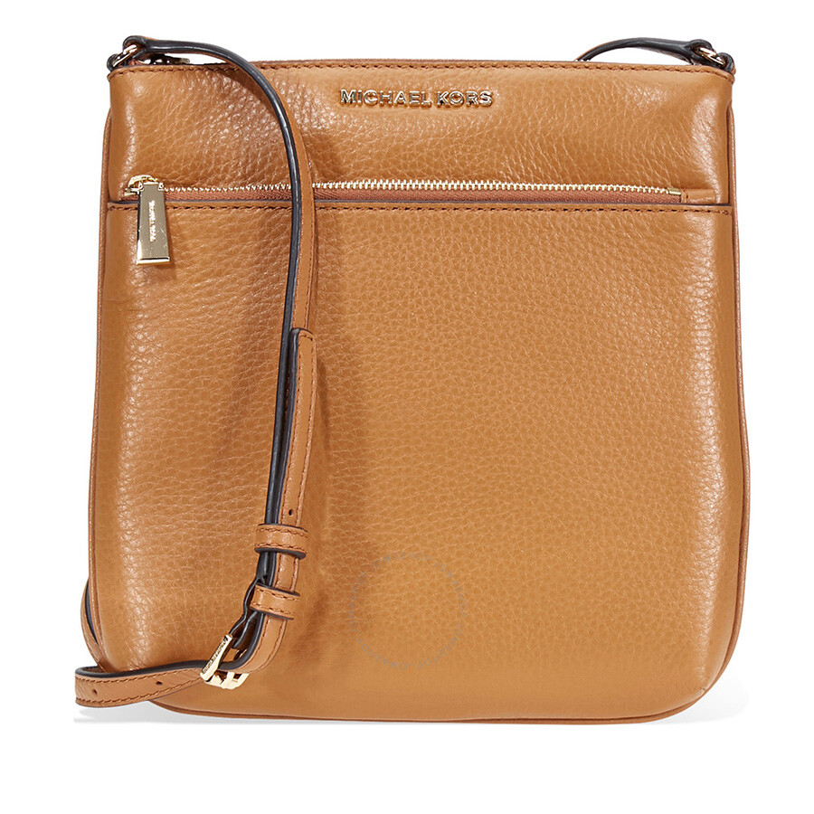 ccd966f6bde3 Michael Kors Riley Small Pebbled Leather Messenger Bag- Acron Item No.  32S5GRLC1L-203