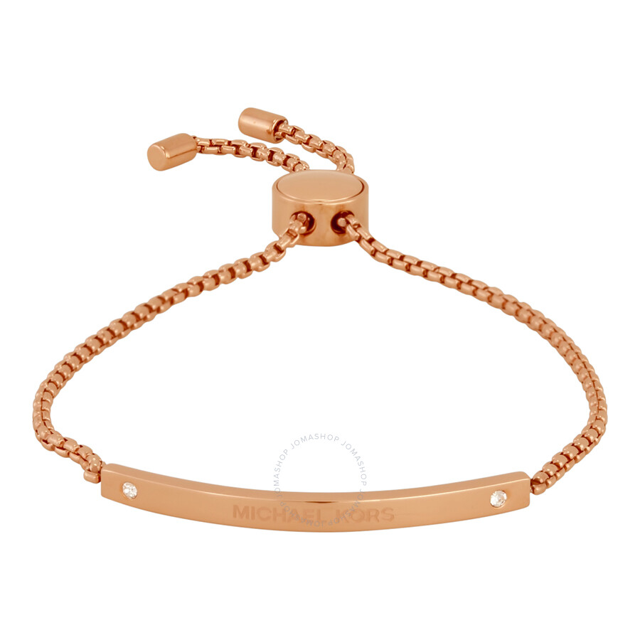 michael kors gold tone toggle bracelet mkj4643791