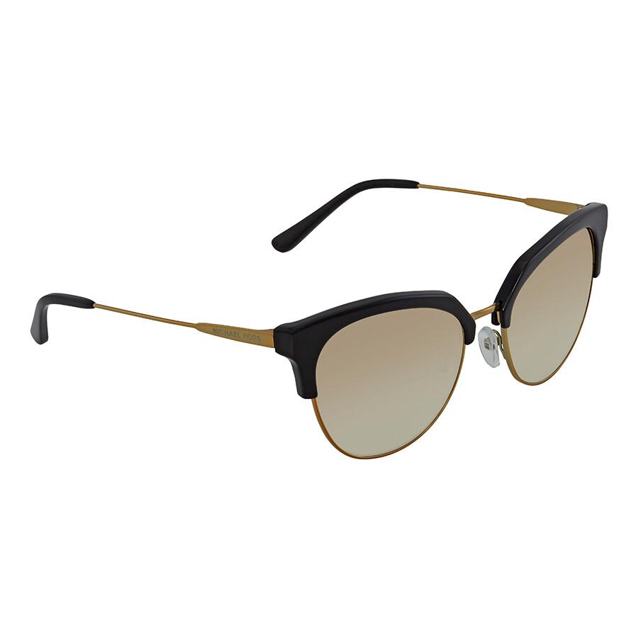 3c37311d7e15 Michael Kors Savannah Grey Gradient Cat Eye Ladies Sunglasses MK1033 32698E  54 ...