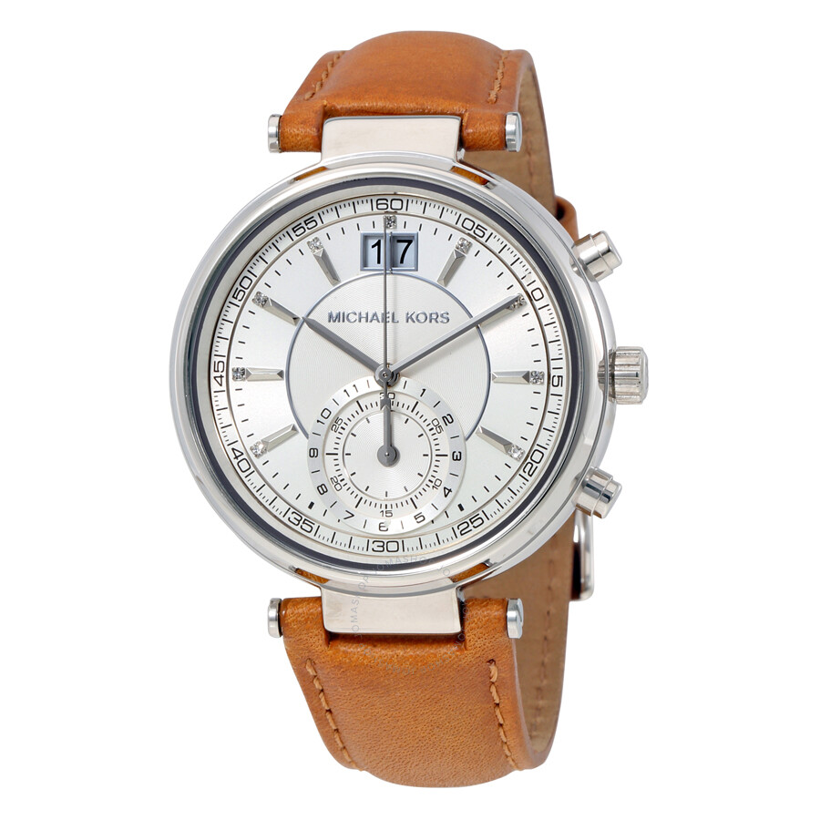 Michael kors sawyer ladies watch mk2527 sawyer michael kors watches jomashop for Watches michael kors