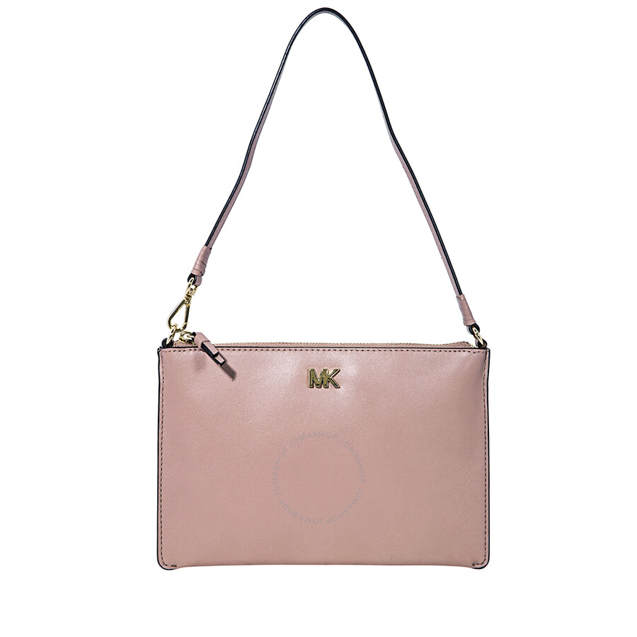 32c349994634 Michael Kors Shoulder Bag - Light Pink - Michael Kors Handbags ...