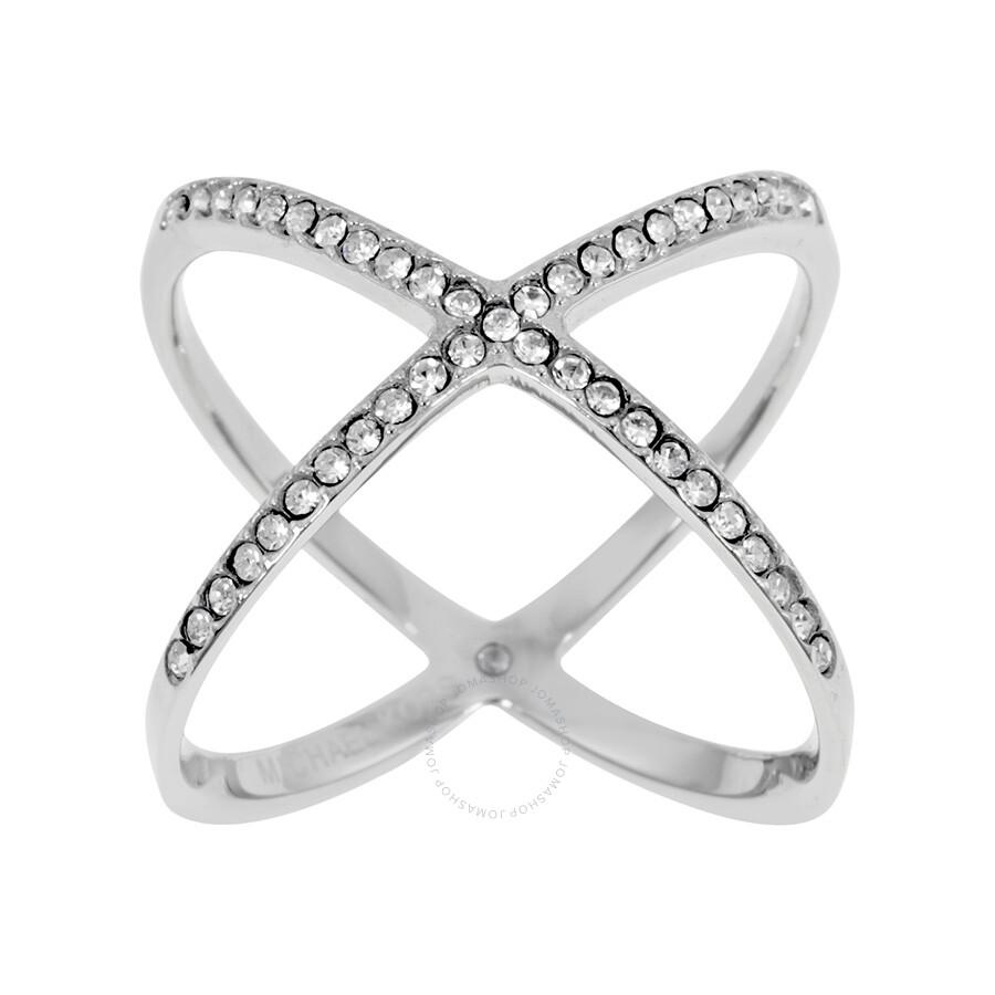 Buy Michael Kors Criss Cross Ring Gt Off64 Discounted