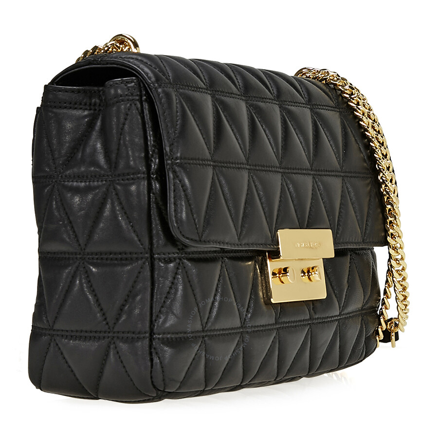 Michael Kors Quilted Fabric Bag Mkclearance