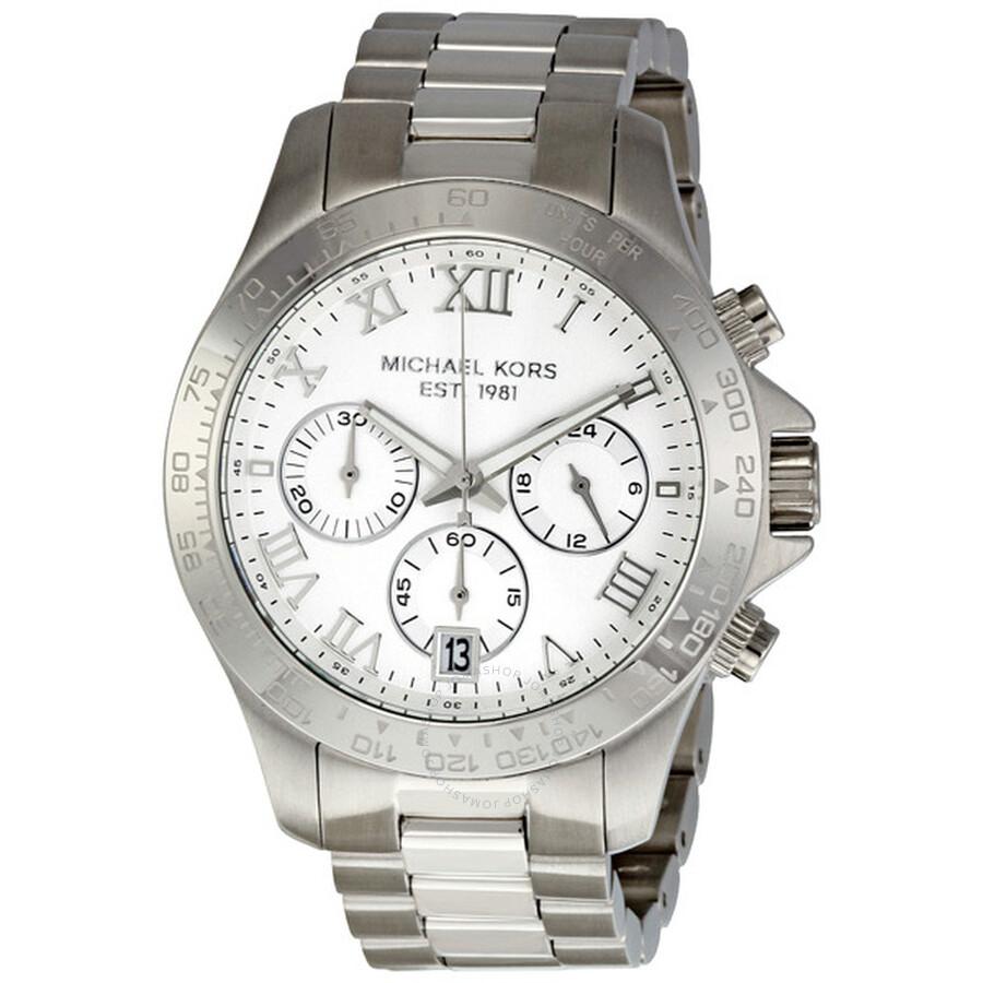 2dde476254c9 Michael Kors Small Layton Chronograph Ladies Watch MK5454 - Layton ...