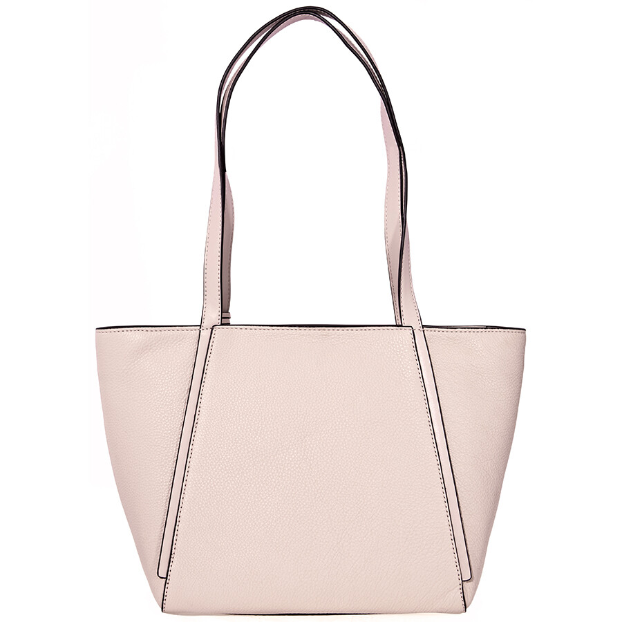 e92fabff187b Michael Kors Small Whitney Pebbled Leather Tote- Soft Pink - Michael ...