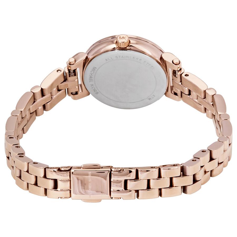 9236ad082df7 Michael Kors Sofie Petite Crystal Ladies Watch MK3834 - Michael Kors ...