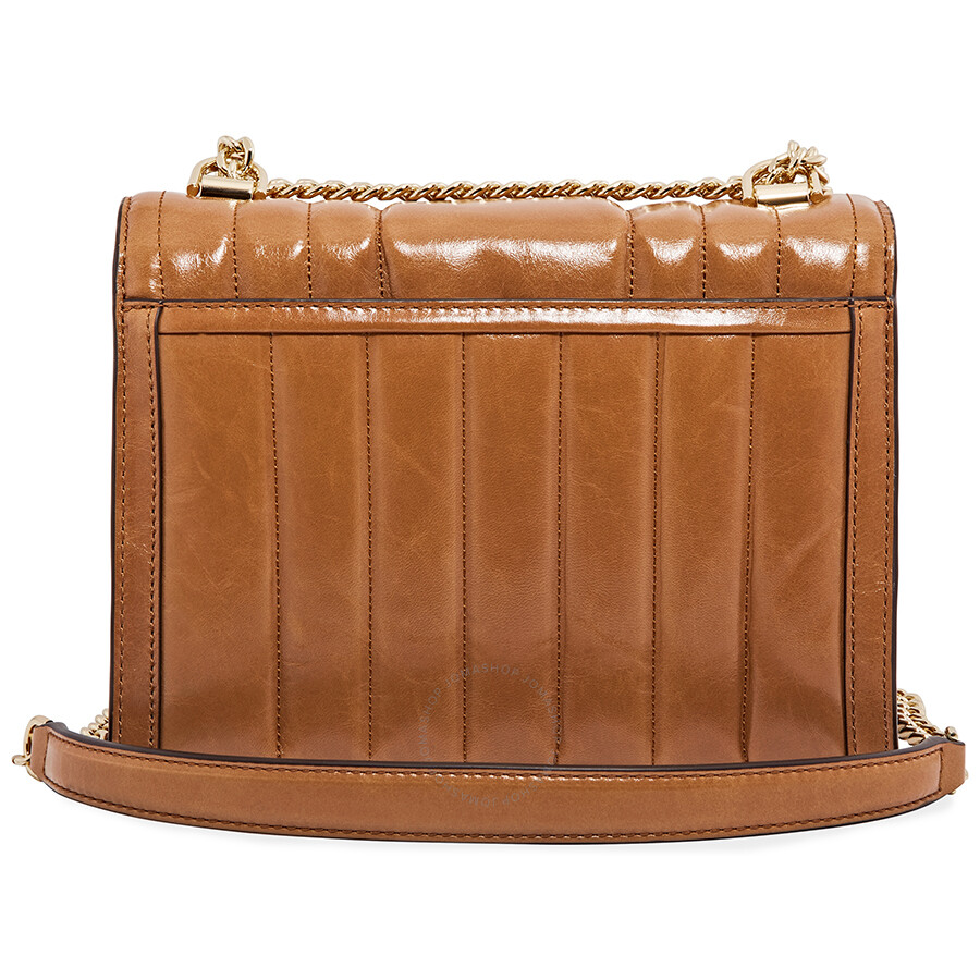 0aba786212ee Michael Kors Whitney Large Quilted Leather Shoulder Bag-Acorn Item No.  30F8GXIL9T-203
